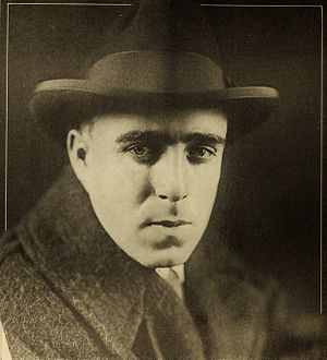Raoul Walsh - Walsh in c. 1918