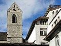 Rapperswil - St. Johann Glockenturm - Klugggasse 2013-11-09 14-21-19 (P7800).JPG