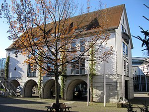 Emmendingen - Town Hall, built 1989–1992