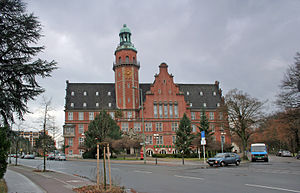 Wittenau - Reinickendorf town hall