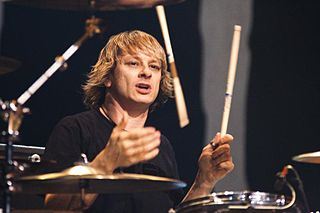 Ray Luzier American drummer