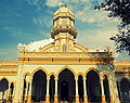Reaching The Clouds (Main Enterance of Central Library Bahawalpur).JPG
