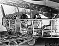 Rear view of a JN 4-D Curtiss biplane cockpit, February 21, 1919 (TRANSPORT 1098).jpg