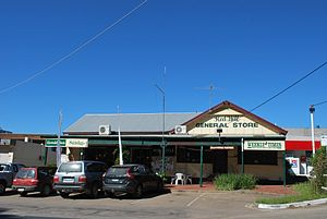 Red Hill, Victoria - General store