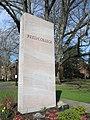 Reed College entrance, Portland, Oregon (2013).JPG