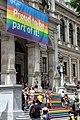 Regenbogenparade Europride 2019 Wien 12 Universität Wien.jpg
