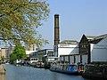 Regent's Canal, Islington - geograph.org.uk - 1272814.jpg