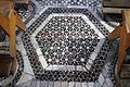 Reggio calabria, chiesa degli ottimati, interno, resti dei mosaici cosmateschi 02.jpg