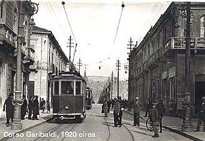 Reggio Calabria - Reggio di Calabria in 1920.
