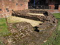 Remains of Roman angle tower, Chester (3).JPG