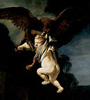 Rembrandt - The Abduction of Ganymede - Google Art Project - cropped.jpg