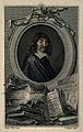 René Descartes. Line engraving by E. Ficquet after F. Hals, Wellcome V0001548.jpg