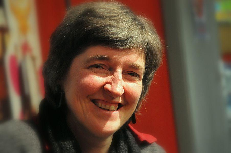 D'Renée Wagener am November 2012.