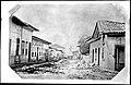 Reprodução de Fotografia - Rua da Cruz Preta - Depois Rua do Príncipe e Atual Rua Quintino Bocaiúva - em Direção À Igreja e Largo da Misericórdia (1862) - 01, Acervo do Museu Paulista da USP.jpg