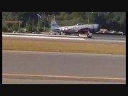 File:Republic Aviation - P-47D Thunderbolt start-up and fly-by at Paine Field USA Aug 2011 with sound.ogv
