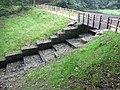 Reservoir outlet , Wade Wood, Luddenden - geograph.org.uk - 944272.jpg