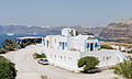 Restaurant at the crater rim near Akrotiri - Santorini - Greece - 02.jpg