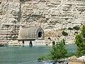 Restes de pont i túnel de l'antiga línia de Saragossa - panoramio.jpg