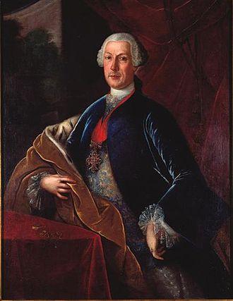 Maria Sophia of Neuburg - Image: Retrato do Infante D. António Irmão de D. João V