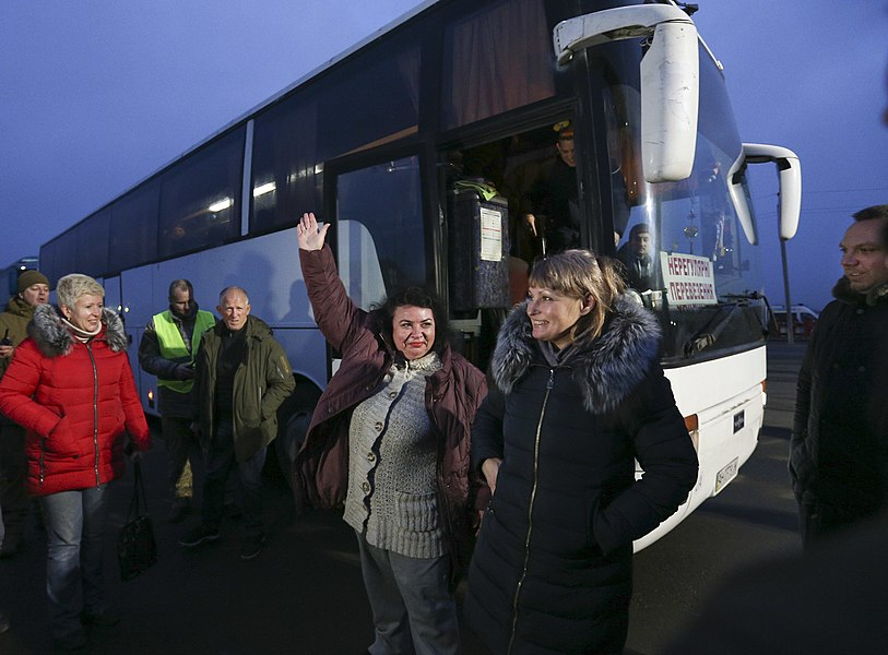 Return of liberated citizens to the territory controlled by Ukraine (2019-12-29) 056.jpg