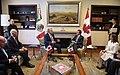 Reunión con el Primer Ministro de Quebec, Philippe Couillard. (22126353951).jpg