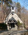 Rhöndorf Waldfriedhof Friedhofskapelle alt.jpg