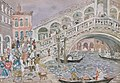 Rialto Bridge (Covered Bridge, Venice) MET ap1974.356.1 recto.jpg