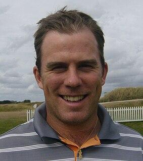 Richie Ramsay Scottish golfer