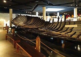 Museum of Medieval Stockholm - Riddarholmsskeppet