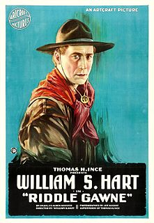 <i>Riddle Gawne</i> 1918 film