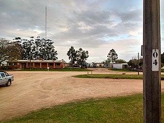 Estación Rincón Village in Treinta y Tres Department, Uruguay