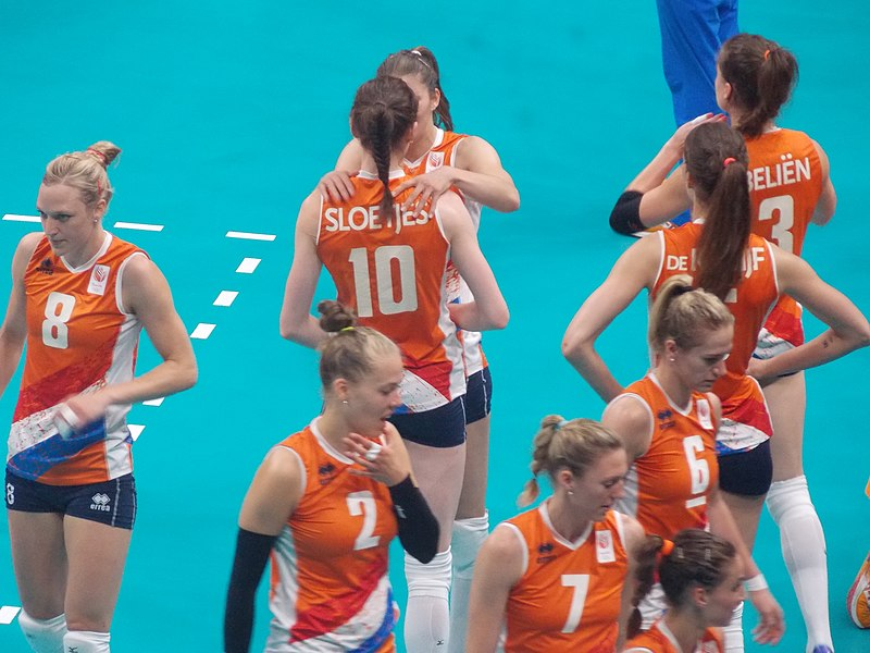 File:Rio 2016, Women's Volleyball, South Korea x Netherlands (17).jpg