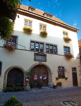 Hotel Riquewihr Avec Piscine