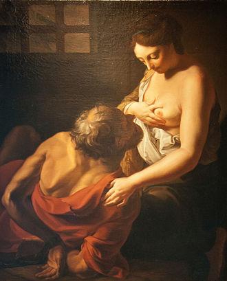 Musée Bossuet - Antoine Rivalz: Charity