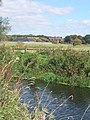 River Gipping, motel complex in the distance - geograph.org.uk - 552466.jpg