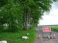 Road Closed^ - geograph.org.uk - 17366.jpg