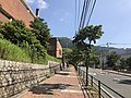 Road near Koitoyama Park.jpg