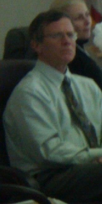 2008 United States presidential election in Alaska - Robert Brodie as a member of the Alaska Redistricting Board in April 2011.