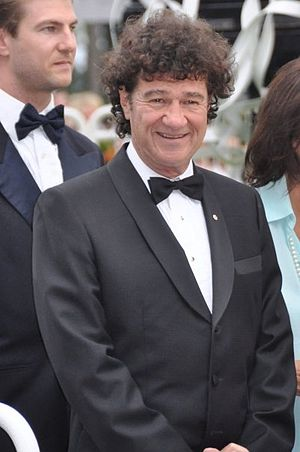 Robert Charlebois - Charlebois at the 2009 Cannes Film Festival.