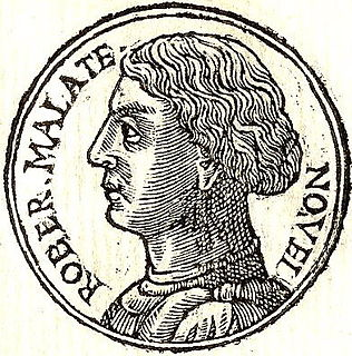 Roberto Malatesta 15th-century Italian condottiero
