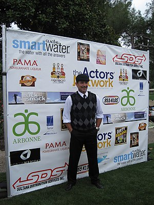 Robert Torti - Torti at the 8th Annual Hack n' Smack Celebrity Golf Tournament