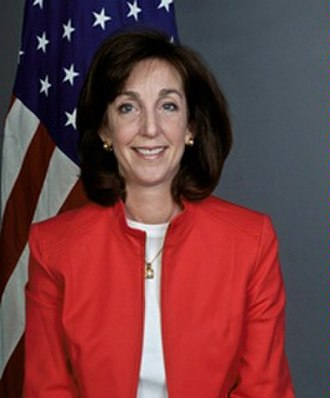 Roberta S. Jacobson - Official State Department portrait