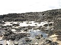 Rock pools at Ynys Feirig - geograph.org.uk - 786587.jpg