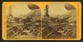 Rocks on Crow Creek, near Sherman, by Jackson, William Henry, 1843-1942.png