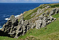 Rocks on the west of Lundy.jpg