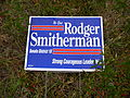 Rodger Smitherman for State Senate.JPG