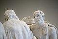 Rodin Burghers of Calais plaster detail.jpg