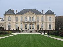 L'Hôtel Biron, oggi Museo Rodin