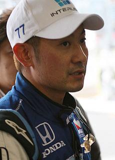 Roger Yasukawa Japanese-American auto racing driver