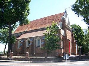 Rogoźno - Saint Vitus Church